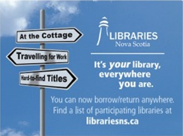 Borrow Anywhere Return Anywhere in Nova Scotia
